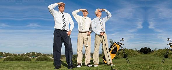 I Golf Club ed il mondo Corporate