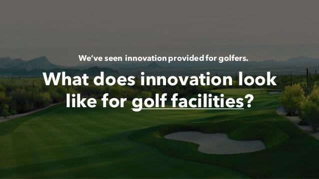 Efficienza, Innovazione, Tecnologia – Il golf italiano è pronto?