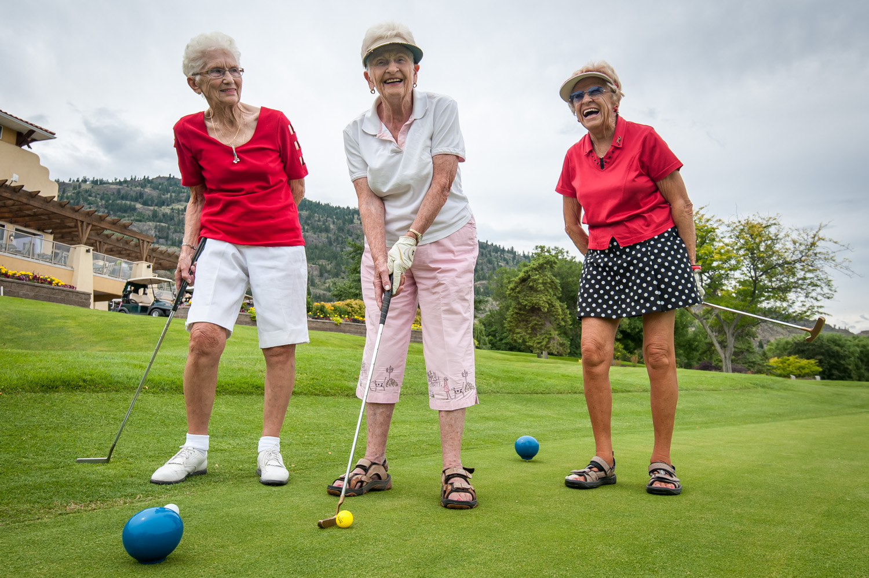 Il golf verso la terza età, rischio o opportunità?