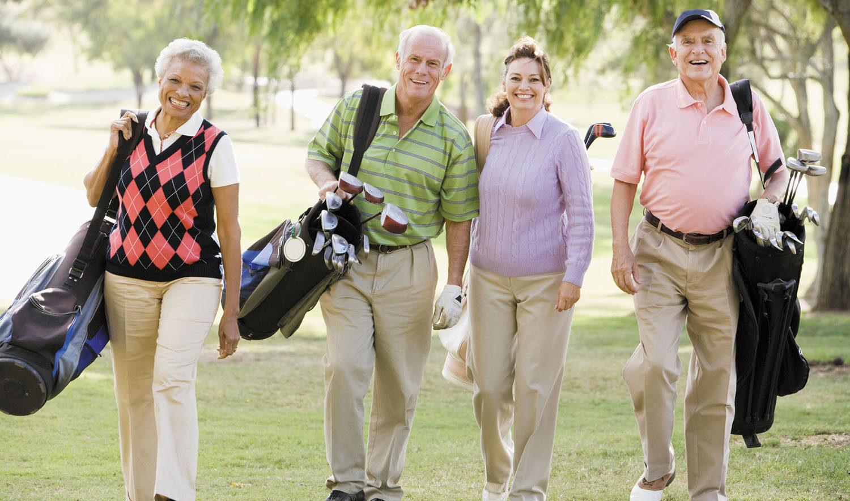Meno giocatori e sempre più anziani